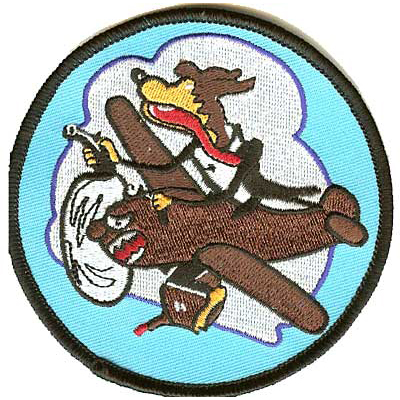 Air Dog Patch