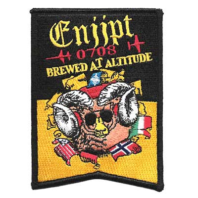 Brewed at Altitude Patch