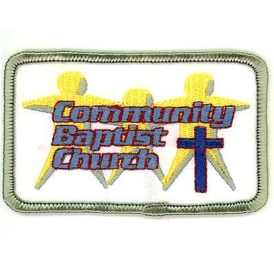 Community Baptist Church Patch