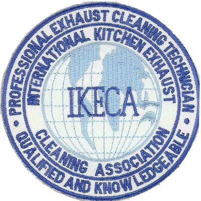 IKECA Patch
