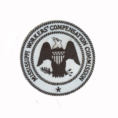 Mississippi Workers Comp Commission Patch