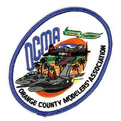 Orange County Modelers Association Patch