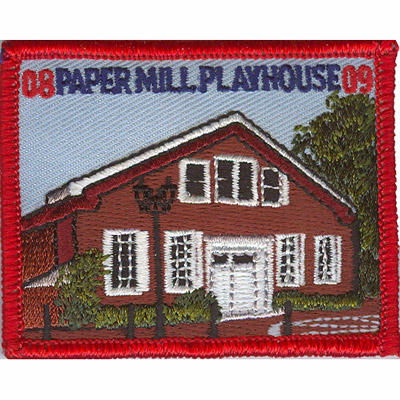 Paper Mill Playhouse Patch