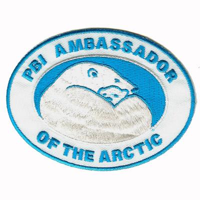 PBI Ambassador of the Artic Patch