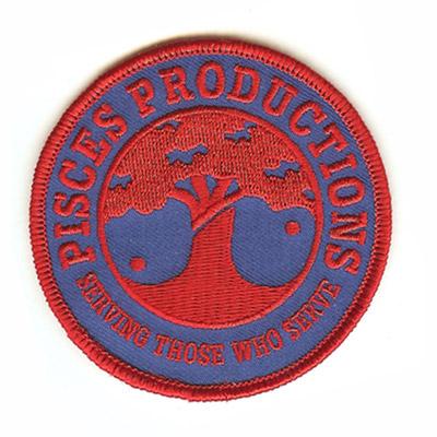 Pisces Productions Patch