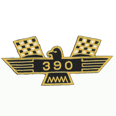 390 Automotive Patch