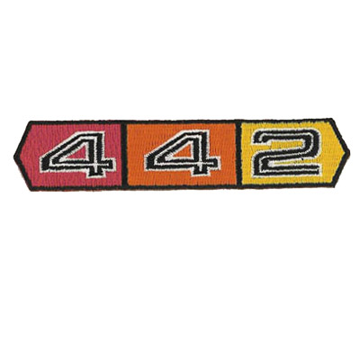 442 Automotive Patch