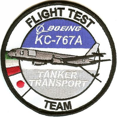 Boeing Tanker Patch