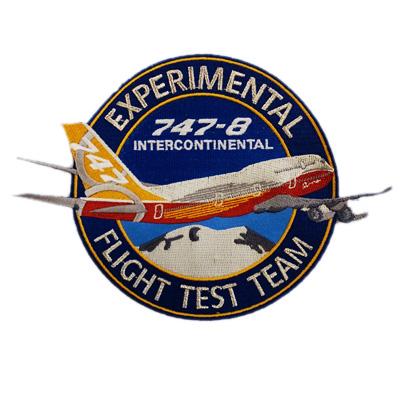 Experimental Flight Test Team Patch