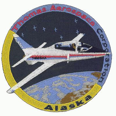 Thomas Aerospace Corporation Patch
