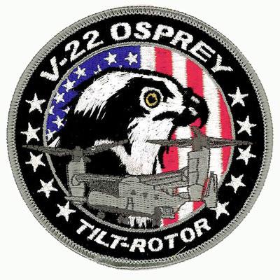 V-22 Osprey Tilt-Rotor Patch
