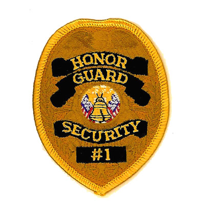 Honor Guard Security Patch