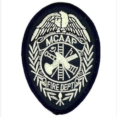 MCAAP Fire Dept Patch