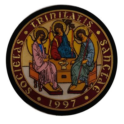 Societas Trinitatis Sanctae Patch