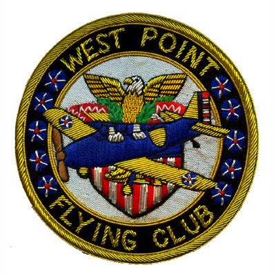 West Point Flying Club Patch