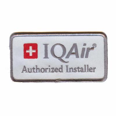 IQAir Authorized Dealer Patch