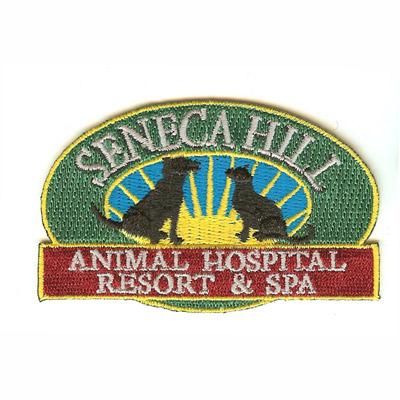 Seneca Hill Animal Hospital Patch