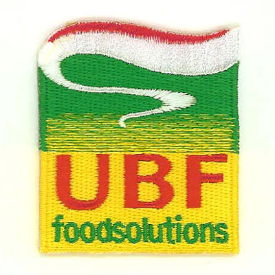 UBF Food Solutions Patch