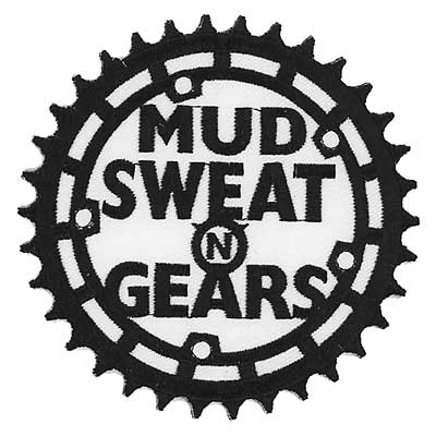 Mud Sweat and Gears Group Patch