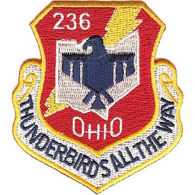 236 Ohio Civil Air Patrol Patch