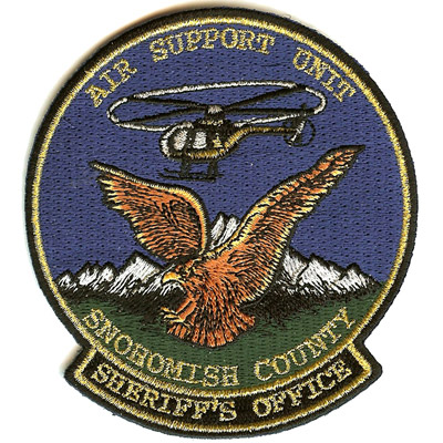 Air Support Unit Patch