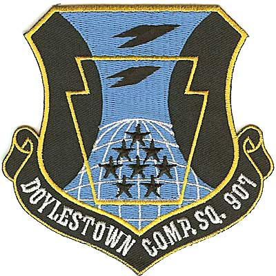 Doylestown Composite Sq. Squadron Civil Air Patrol Patch