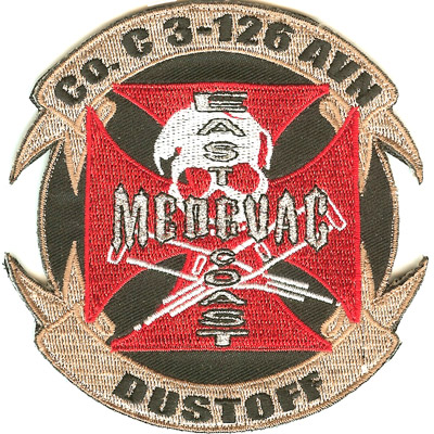East Coast Medevac Patch