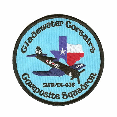 Gladewater Corsairs Composite Squadron Patch