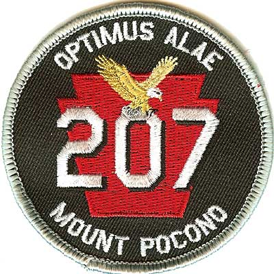 Mt. Pocono Civil Air Patrol Patch