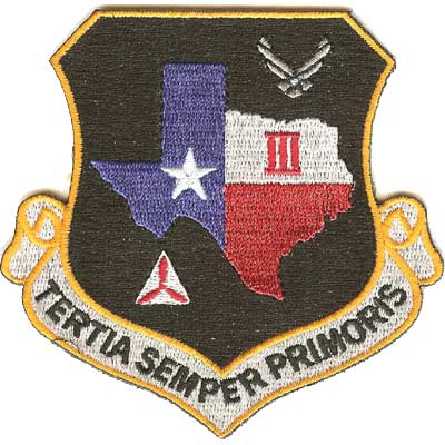 Texas Civil Air Patrol Patch