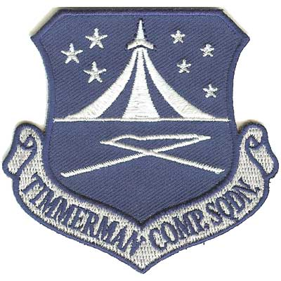 Timmerman Composite Sq. Civil Air Patrol Patch