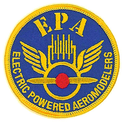 Electric Powered Aeromodelers Patch