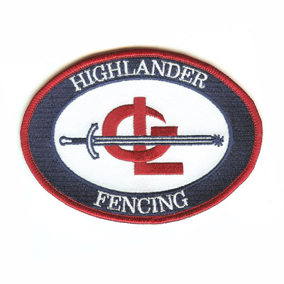 Highlander Fencing Patch