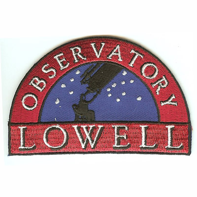 Lowell Observatory Patch