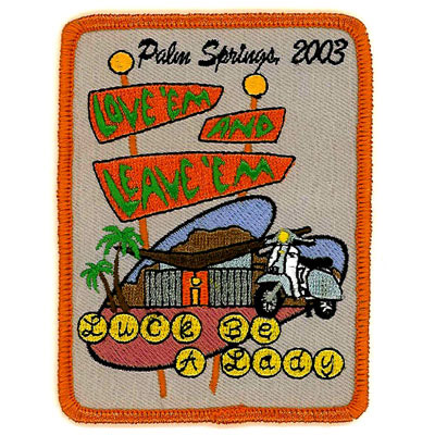 Palm Springs 2003 Patch