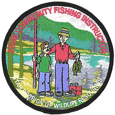 Utah Division of Wildlife Resources Patch