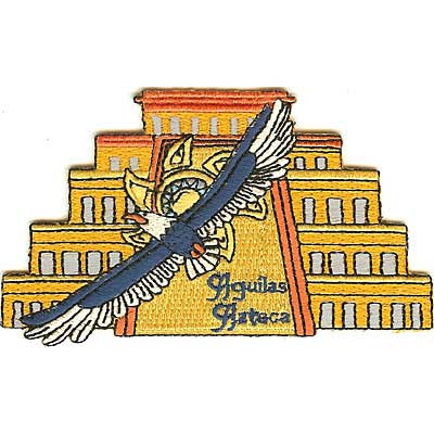Eagle Building Patch