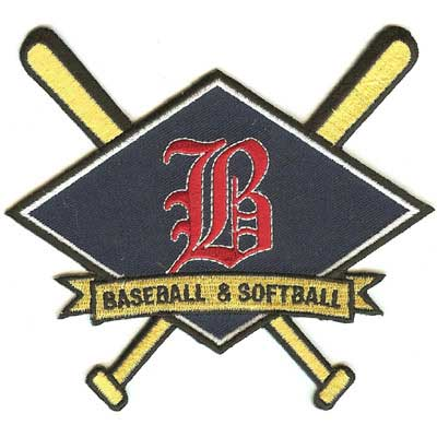 Baseball and Softball Patch