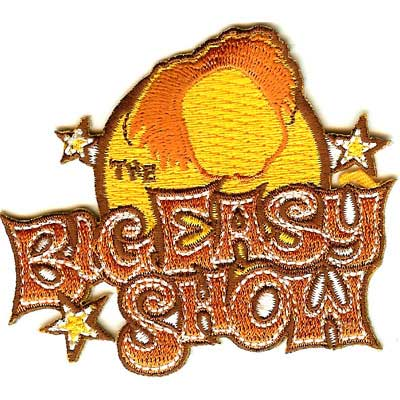 The Big Easy Show Patch