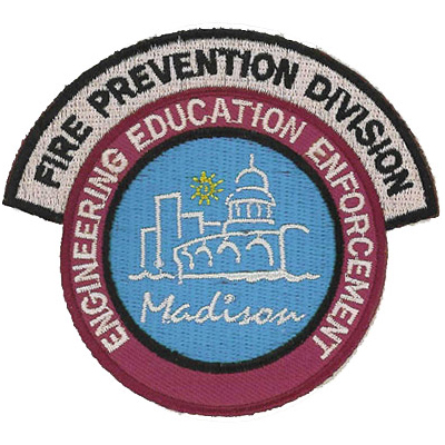 Fire Prevention Division Madison Patch