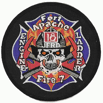 Fort Apache Fire 7 Patch