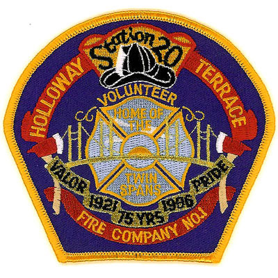 Holloway Terrace Station 20 Patch