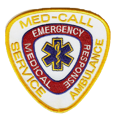 Paramedic Patches - 01