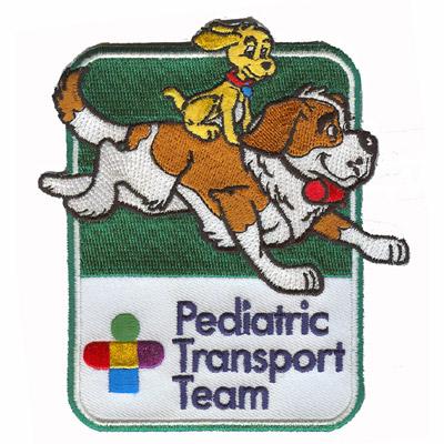 Pediatric Transport Team Patch