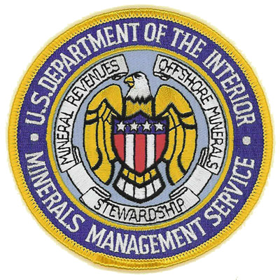 Minerals Management Service Patch