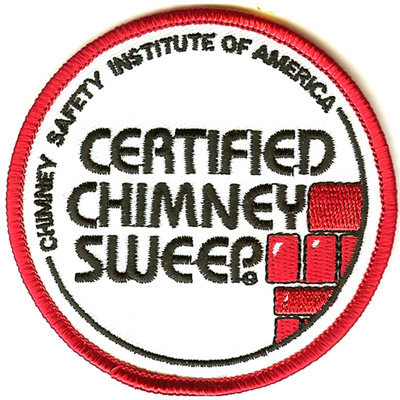 Certified Chimney Sweep Patch