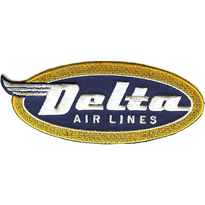 Delta Air Lines Patch