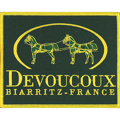 Devoucoux Biarritz-France Patch