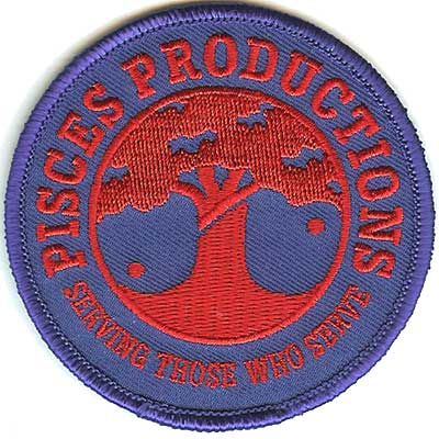 Pisces Productions Patch