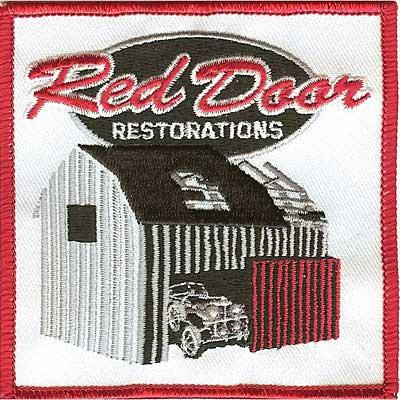 Red Door Restorations Patch